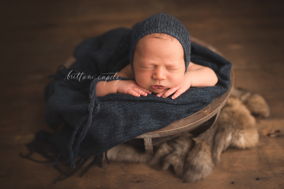 St cloud newborn photographer kingston