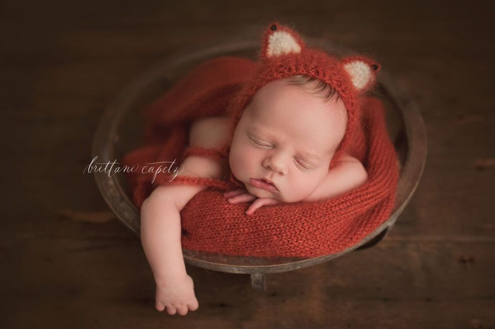 Newborn Photoshoot Plymouth