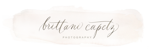 Brittani Capetz Photography | Minneapolis Newborn Photographer | Maternity| Baby | Milestone | Portraits logo